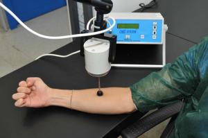 macchinario vibrazione muscolare