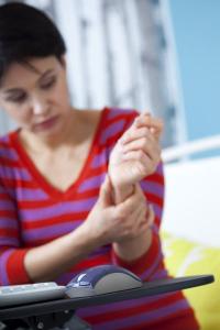 riabilitazione per sindrome del tunnel carpale