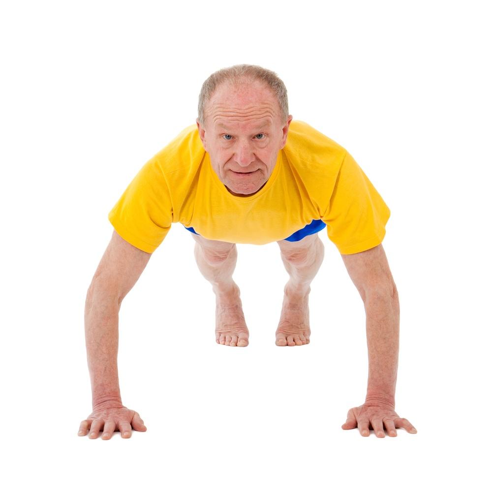 Ginnastica per anziani benefici