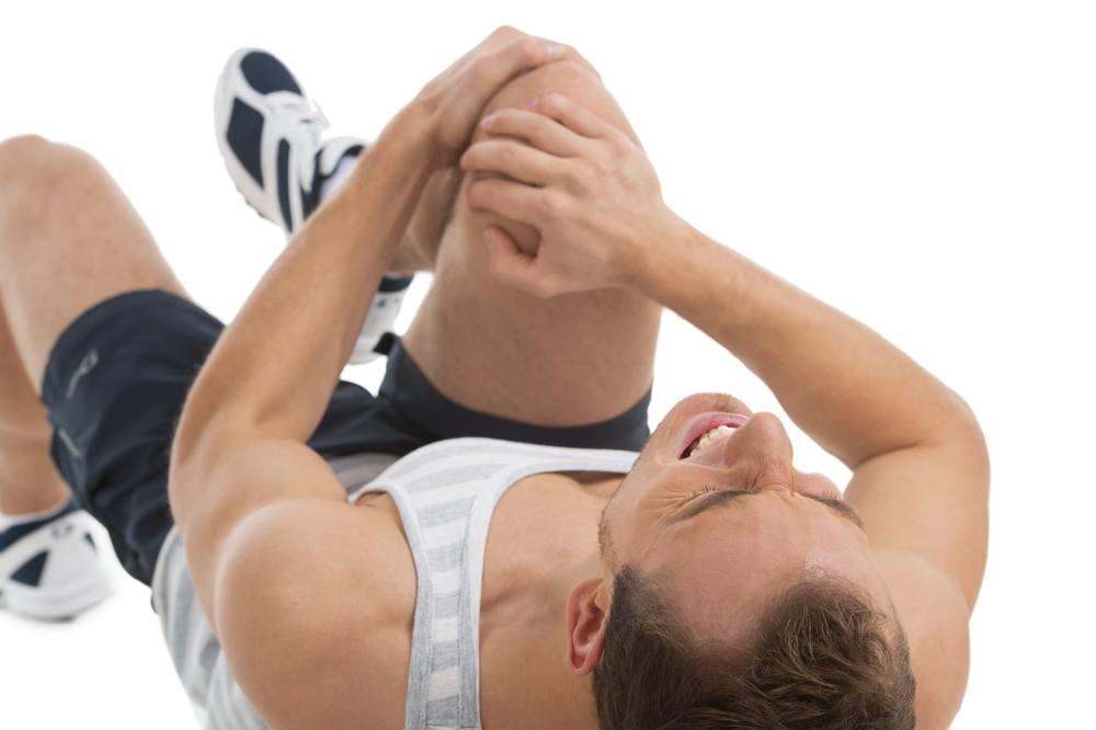 lussazione ginocchio